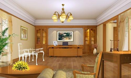 充分运用色彩,别墅设计营造温馨家园