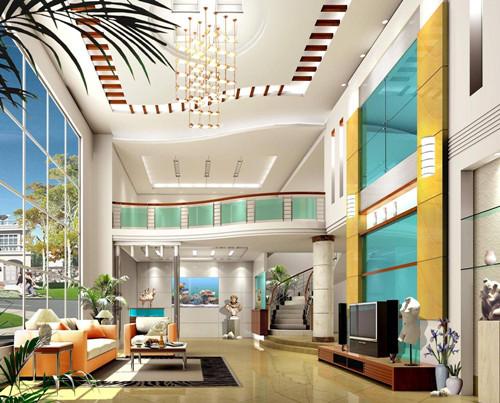 别墅设计自然风格和混合风格
