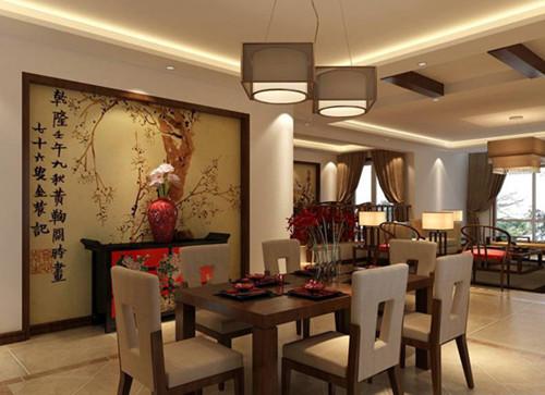中式餐厅装修应避免的几点因素