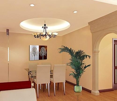 餐厅空间设计搭配技巧