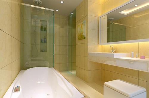 家居浴室卫浴巧保养