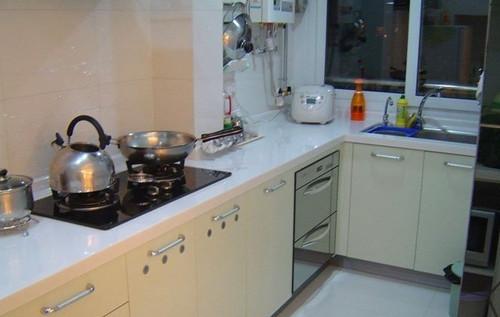 2015最新家庭厨房装修效果图